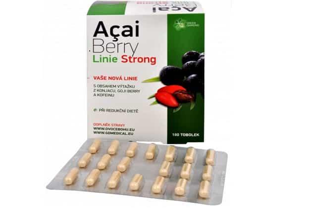 Acai berry pravda o účincích