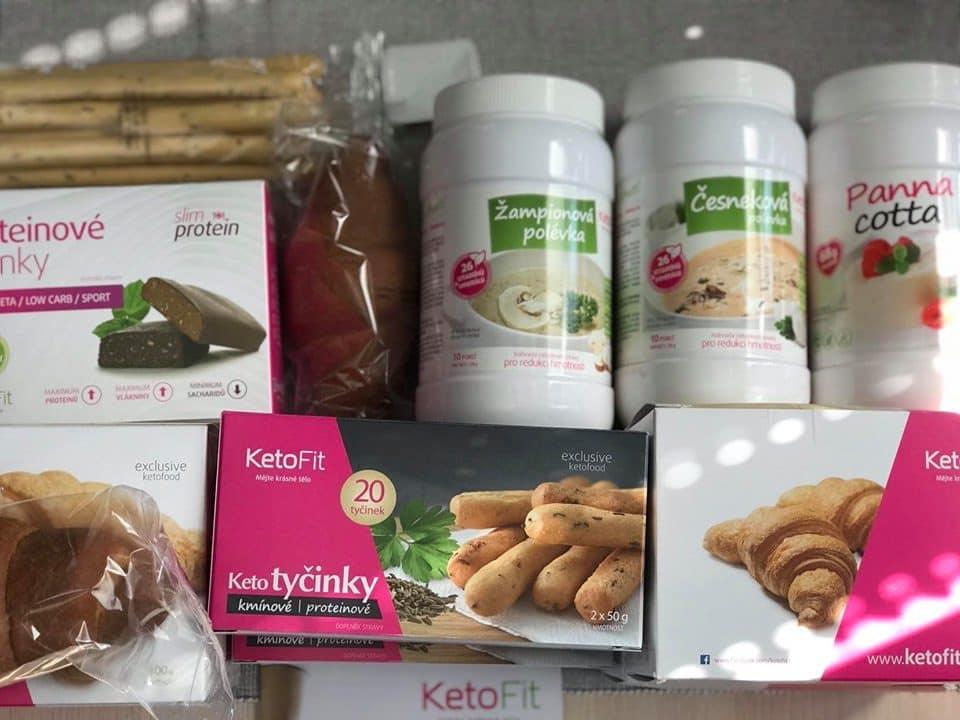 Recenze diety ketofit