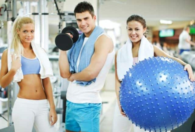 Posilování má na zdraví pozitivní vliv!