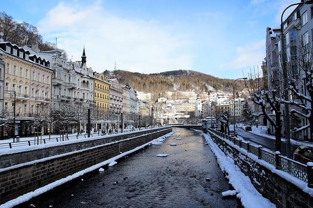 Lázeňský cestovní ruch