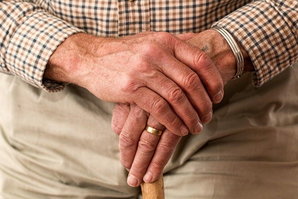 Plenkové kalhotky pro seniory