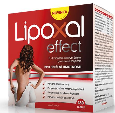 Lipoxal zkušenosti, recenze