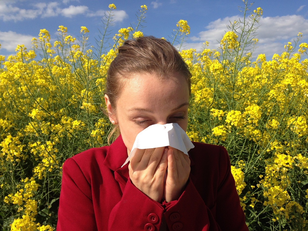 Jarní alergie