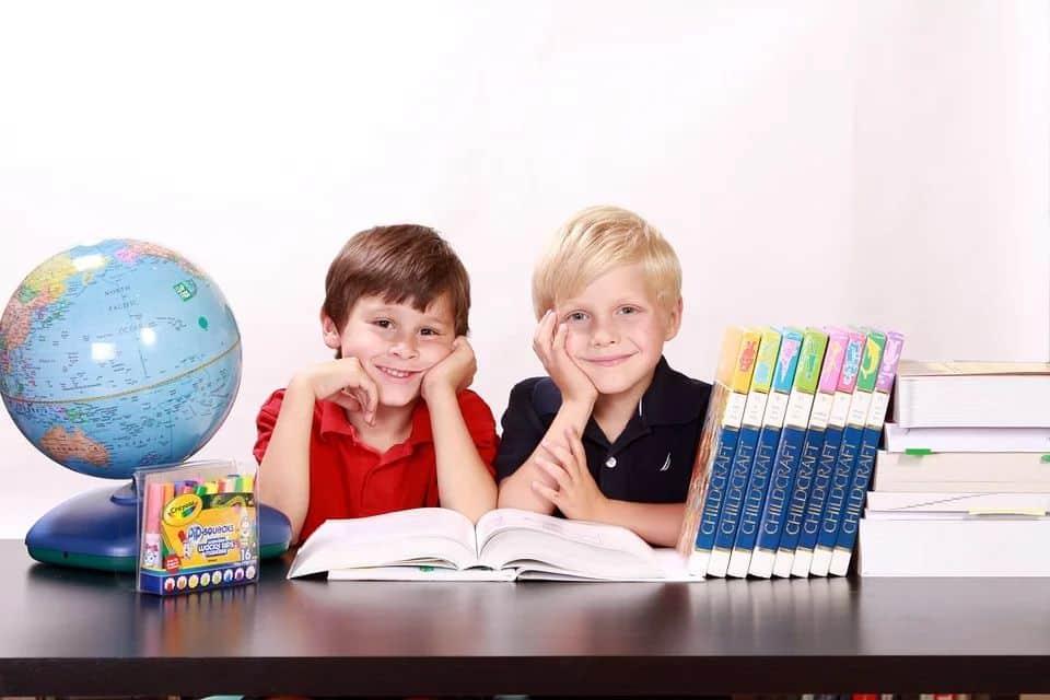 Jak učit děti doma