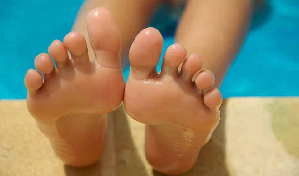 Bolest palce u nohy